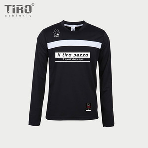 TIRO ROUTT.17 (BLACK/WHITE)