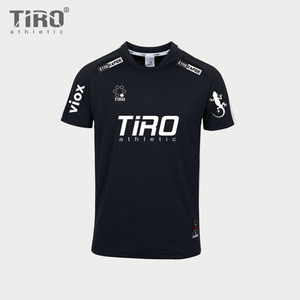 TIRO ETERNAL.17 S/S (BLACK/WHITE)