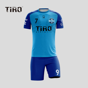 TIRO WARRIOR.18 (SKY BLUE / SS)