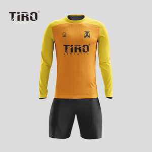 TIRO WARRIOR.18 (ORANGE / LS)