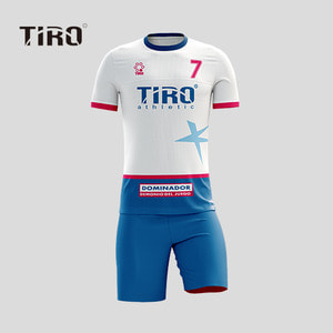 TIRO WARRIOR.18 (YY WHITE BLUE / SS)